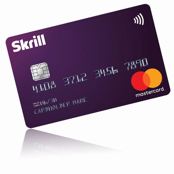 image 4 raisons d'essayer Skrill et sa carte de paiement ?