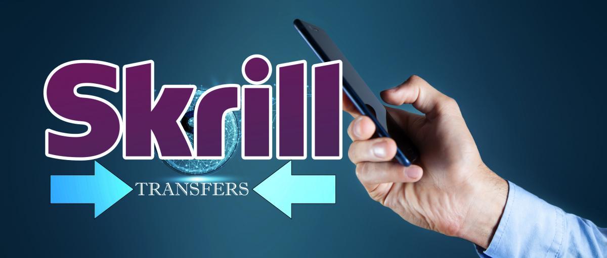 image Combien coûte un transfert d'argent sur Skrill ?